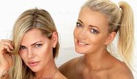 Sophie Monk and Jackie O.