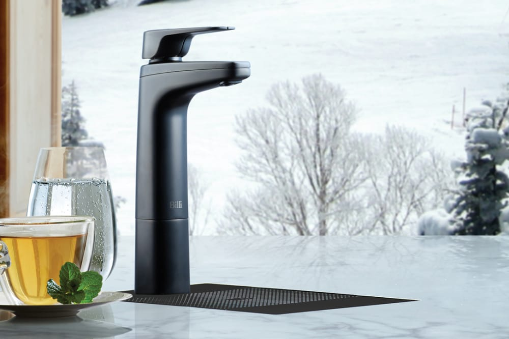 Why sparkling water taps are the future of kitchens