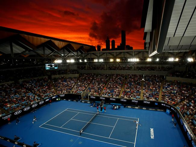 Margaret Court has won of Australia's greatest stadiums named after her.