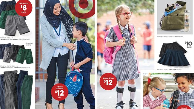 745930adc Target: Hijab photo in catalogue sparks controversy