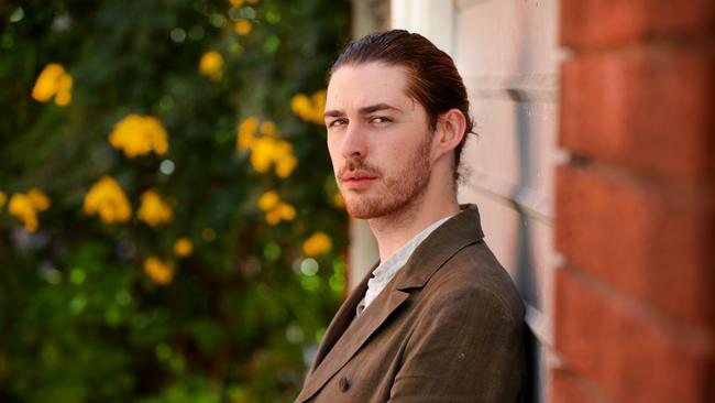 It's a smashu ... Hozier never expected anyone to play Take Me To Church let alone have it become a global hit. Picture: Cameron Richardson