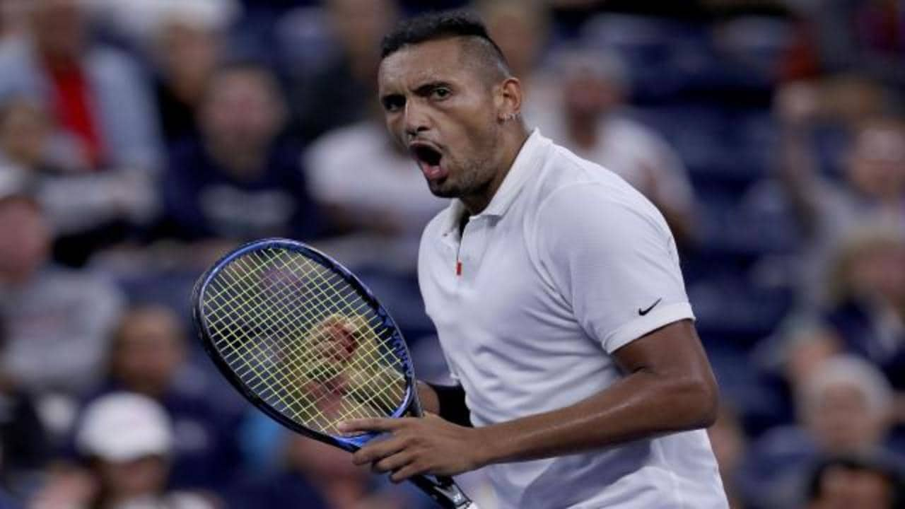 Kyrgios' sublime tiebreak