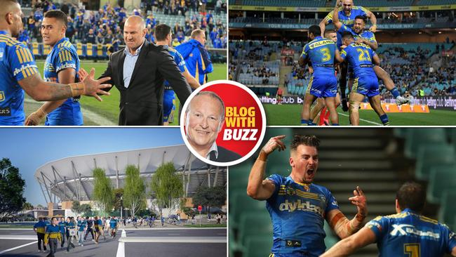 Blog with Buzz Rothfield live from 1PM