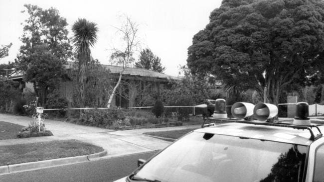 Coulston is serving life for the suburban Melbourne murders. But what else did he do? Picture: Library Nwn