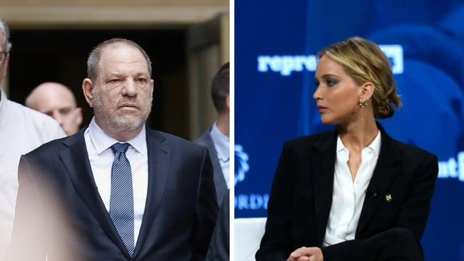 84079c9513 Harvey Weinstein, Jennifer Lawrence: Producer claimed he slept with ...