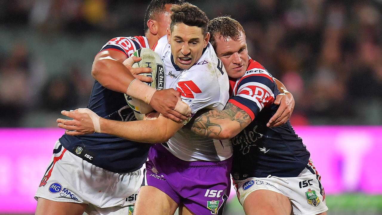 49446cc63da Billy Slater could miss the Grand Final through suspension.