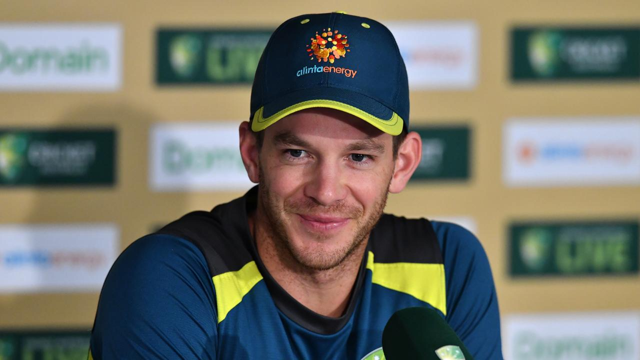 Australian Test Captain Tim Paine is hoping for a bouncy Gabba wicket.