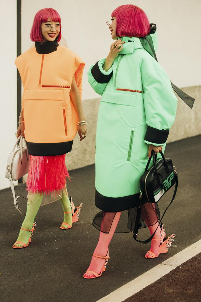 Neon green is having a moment and no, it's not impossible to wear