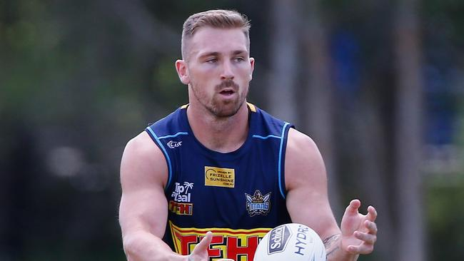 Bryce Cartwright has been under fire after a string of poor performances.