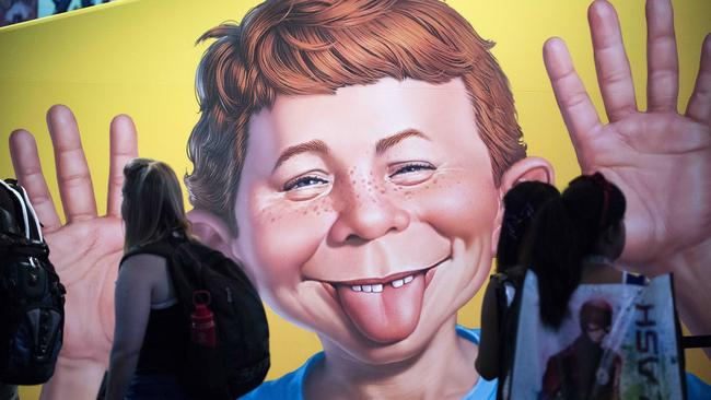 MAD magazine leaving newsstands after 67-year run