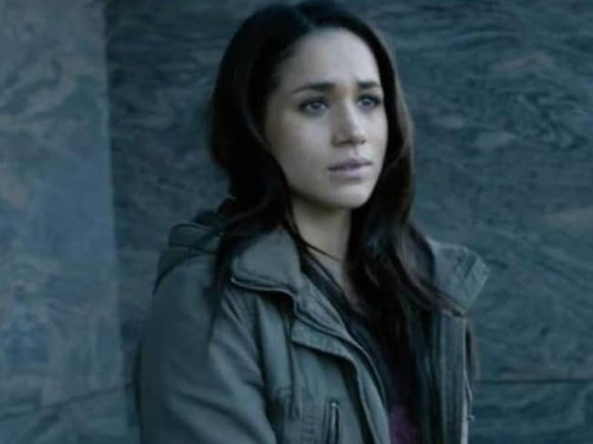 Meghan Markle appeared in the 2015 British film,  <i>Anti-Social</i>. Picture: RST Pictures