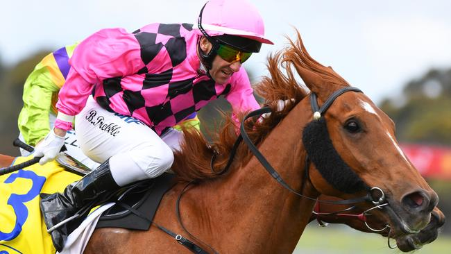 Brett Prebble has had limited opportunities since returning from Hong Kong. Picture: Getty Images