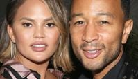 WEST HOLLYWOOD, CA - SEPTEMBER 08:  Chrissy Teigen and John Legend attend The Queer Eye Emmy Cast Party hosted by Ketel One Family-Made Vodka at Kimpton La Peer Hotel on September 8, 2018 in West Hollywood, California.  (Photo by Jerritt Clark/Getty Images for Ketel One Family-made Vodka  )