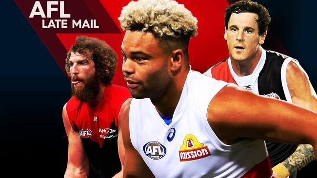 AFL Round 13 Late Mail