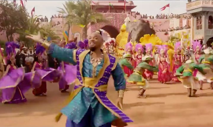 Will Smith roasted for terrible version of 'Prince Ali'