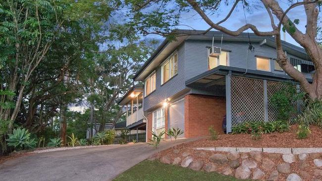 This house at 4 Brixton St, Toowong, is for sale for between $800,000 and $850,000.
