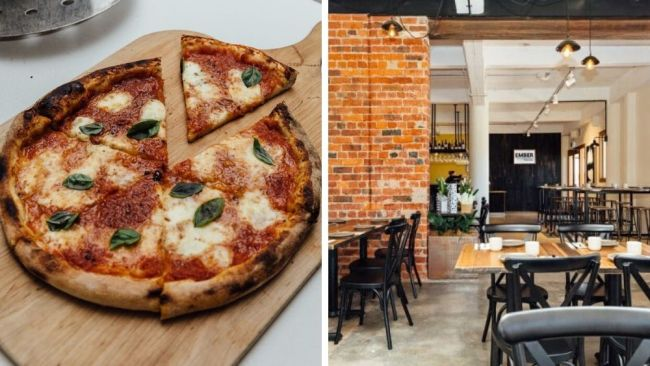 Can I tempt you? Image: Ember Pizza & Grill
