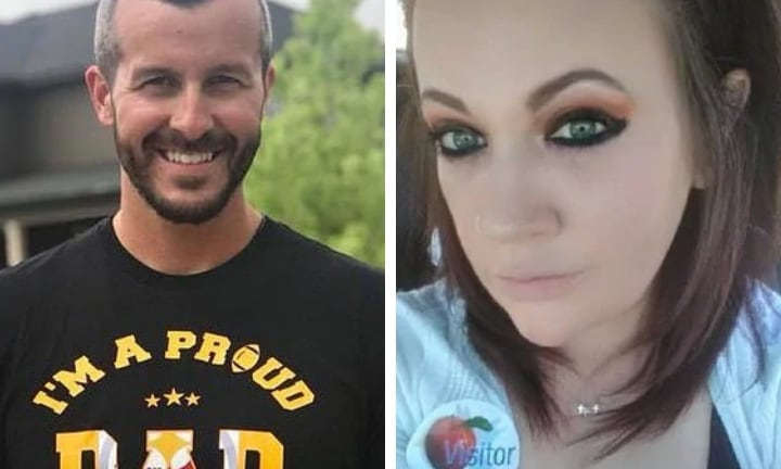 Chris Watts used Tinder to fulfil rape fantasies before