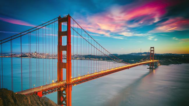 San Francisco was the world's most expensive city.