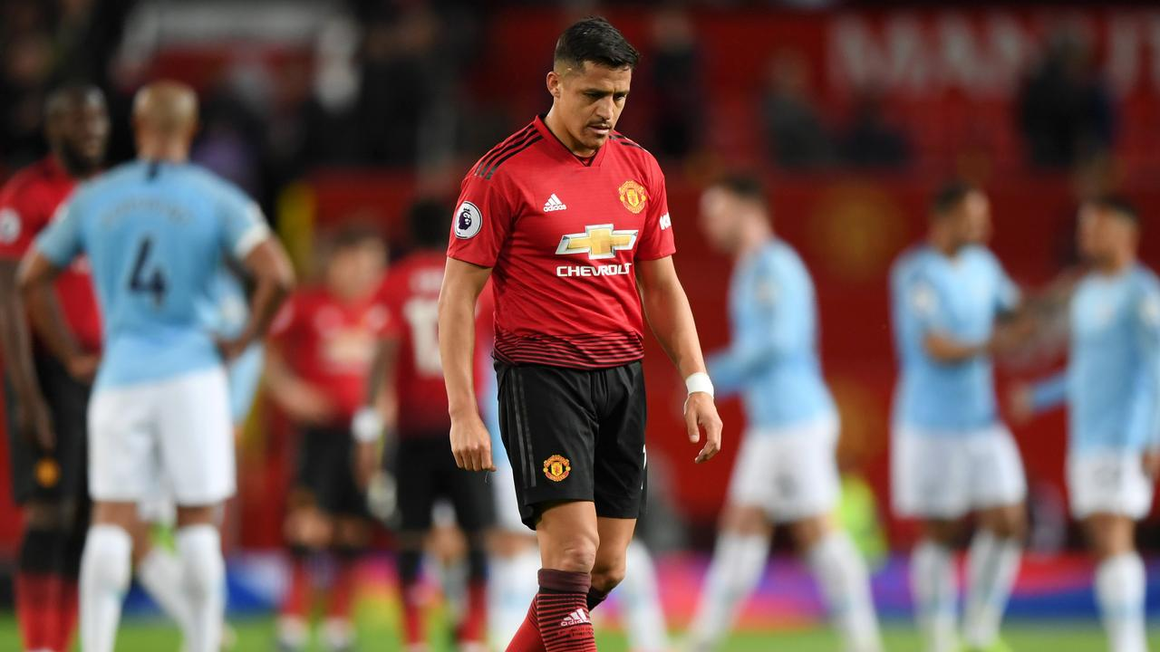 Alexis Sanchez's short time at Manchester United could be coming to an end.