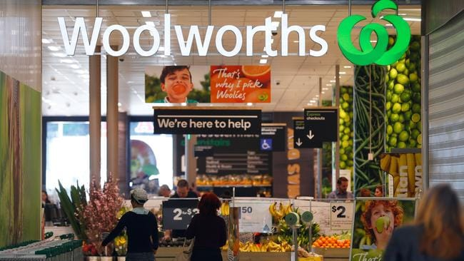 Woolworths played hardball with Coca-Cola Amatil, refusing to stock Coke No Sugar for six months and only relenting in December. Picture: Brendon Thorne/Bloomberg