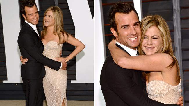 Justin Theroux: 'I Look Forward