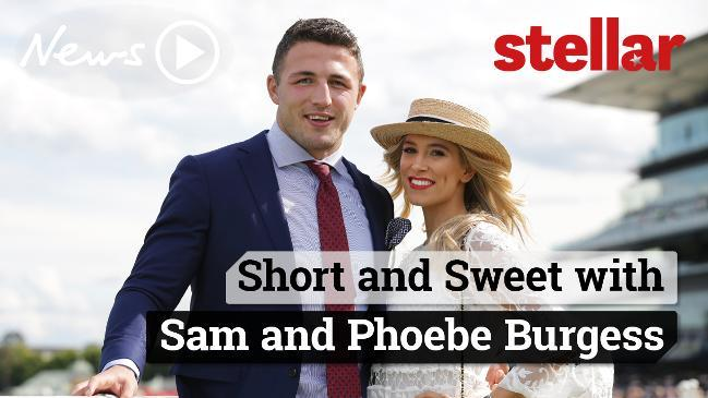 Short and Sweet with Sam and Phoebe Burgess