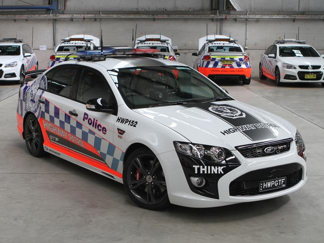 Nsw Police Have Just Taken Delivery Of What Could Be The Coolest Cop