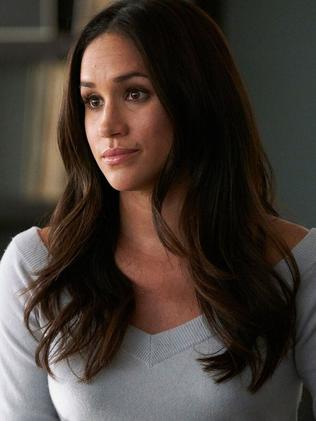 She made the confession during a Q&A with a blogger done during the time she played Rachel Zane in Suits.