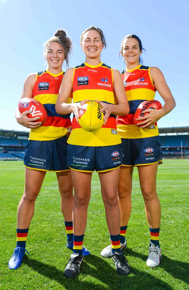 Women and girls are boosting footy clubs at every level