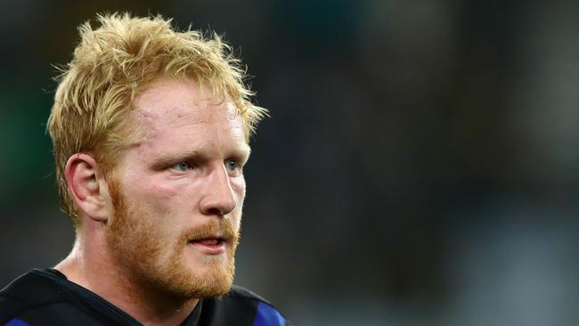 James Graham is one of a few Bulldogs being shopped around.