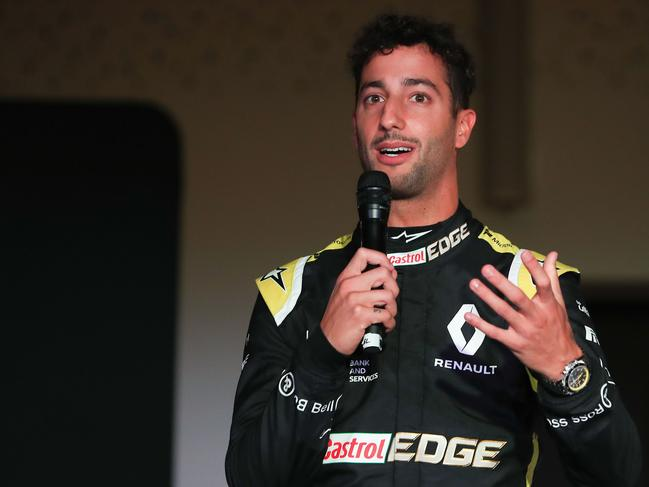 Daniel Ricciardo is satisfied but sometimes numbers can be misleading.