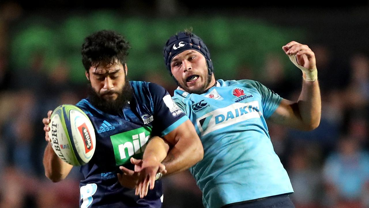 Akira Ioane has also re-signed with New Zealand rugby.