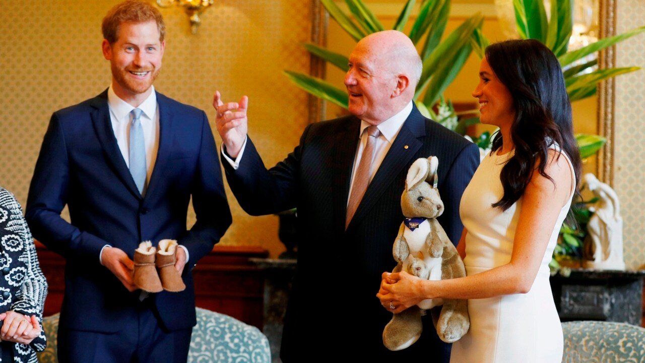 What happens to the gifts Prince Harry and Meghan received on the royal tour?