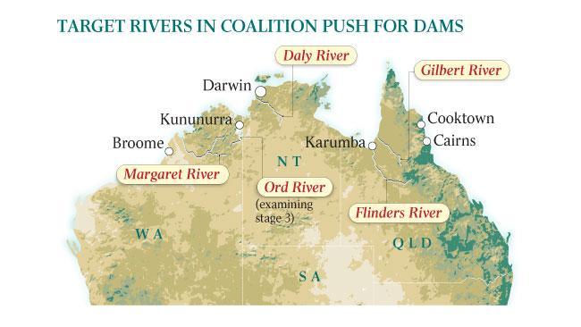 Tony Abbott's plan for northern foodbowl