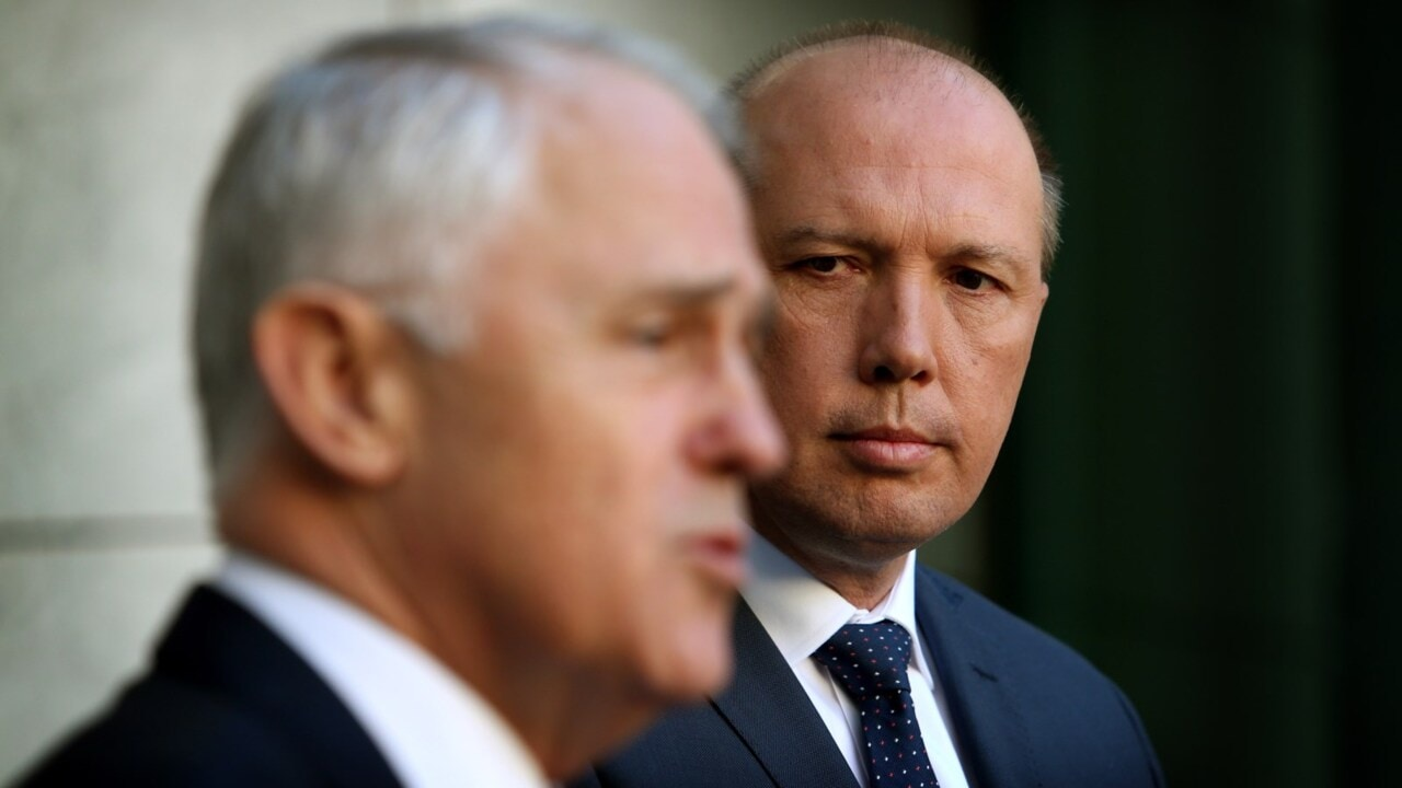 Senior ministers reportedly cast ballot for Dutton