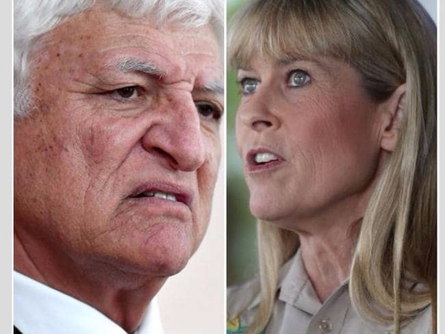 Bob Katter and Terri Irwin love clashing.
