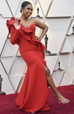 Jennifer Hudson attends the 91st Annual Academy Awards at Hollywood and Highland on February 24, 2019 in Hollywood, California. (Photo by Frazer Harrison/Getty Images)