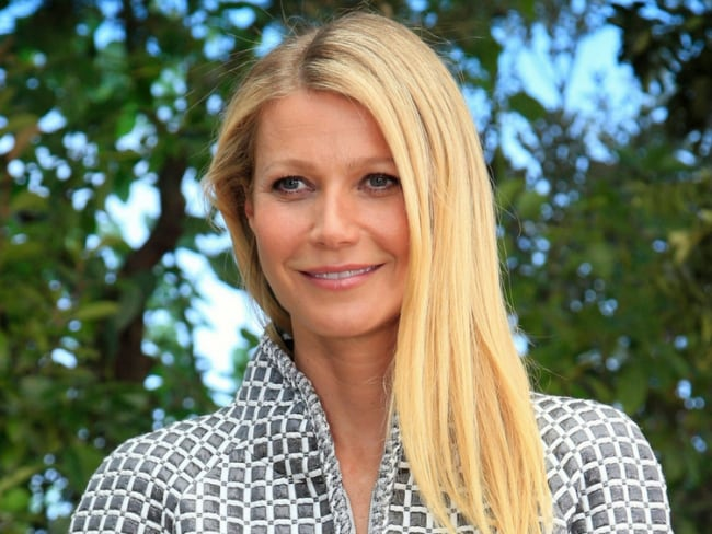 Gwyneth Paltrow's Goop held their first wellness conference this month. Photo: AP