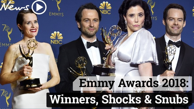 Emmy Awards 2018: Winners, Shocks & Snubs