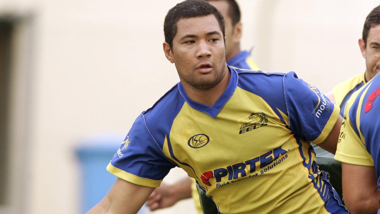 Former Eels forward Aukuso Junior Paulo has been jailed for 17 years.