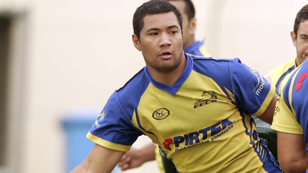 Nrl 2020 Aukuso Junior Paulo Jailed Drug Charges Parramatta Eels The Mercury