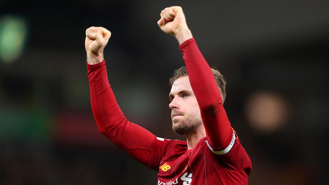 Jordan Henderson's absence has sparked a drastic downturn in form.
