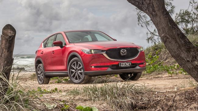 Mazda's CX-5 Akera has had more quality and refinement added.