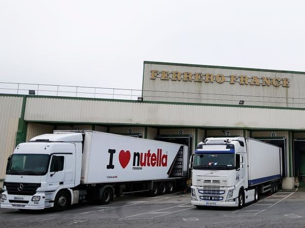 The Villers-Ecalles factory in France is the world's largest Nutella plant. Picture: Twitter/@fbleuhnormandie