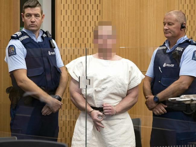 Brenton Tarrant has been charged in relation to the Christchurch massacre. Picture: AFP
