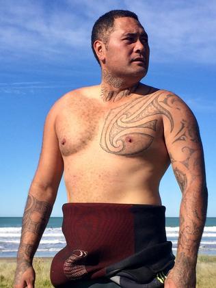 Deportee Ko Haapu. Picture: ABC