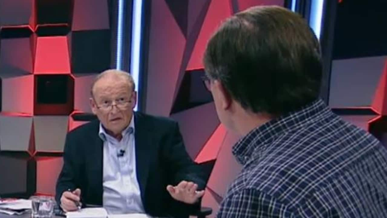 Phil Rothfield and Graeme Hughes go toe to toe on Controversy Corner on Sunday night.