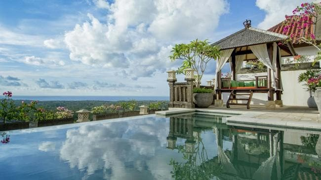 This home near Balangan beach in Bali costs roughly A$750,000. Picture: Ray White Indonesia