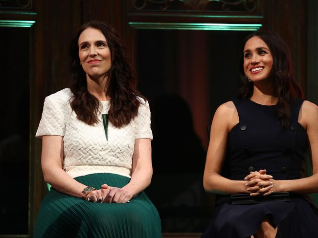 "Meghan has been ""incredible"" on tour, Ms Adern says."